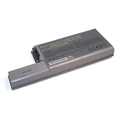 eReplacements 9-Cell, 7800 mAh Battery for Dell Laptops (312-0402-ER)