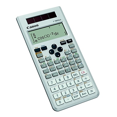 Canon F-789SGA, Scientific Calculator