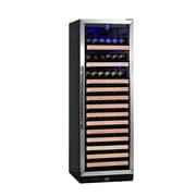 Kingsbottle KBU 170W-SS Stainless Steel, Single Zone Wine Cooler