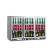 Kingsbottle KBU-328C-SS  Beverage Cooler Stainless Steel