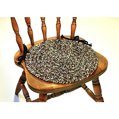Wildon Home Cema Brown Chair Pad (Set of 4)