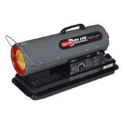 Dyna-Glo Delux 80,000 BTU Kerosene Forced Air Heater w/ Comfort Control Thermostat