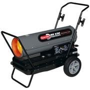 Dyna-Glo Delux 135,000 BTU Kerosene Forced Air Heater w/ Comfort Control Thermostat
