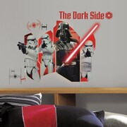 Room Mates Star Wars Ep VII Classic Darth Vader and Stormtroopers P and S Wall Decal