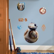 Room Mates Star Wars Ep VII BB-8 P and S Giant Wall Decal
