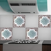 WallPops! Water Peel and Stick Tiles Wall Decal