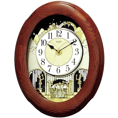 Rhythm Joyful Nostalgia Wall Clock