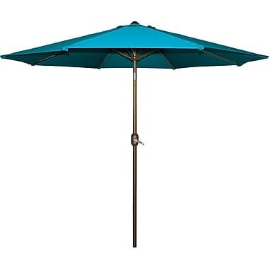 Bond 9' Market Umbrella; Teal