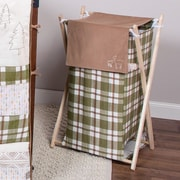 Trend Lab 4 Piece Deer Lodge Laundry Hamper Set