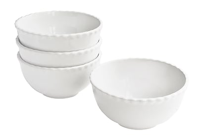 American Atelier Hamilton Beaded Soup Bowl (Set of 4)