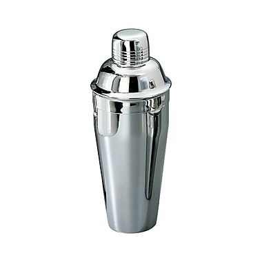 Creative Gifts International Stainless Steel Shaker; 24 Ounces