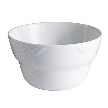Royal Copenhagen White Elements 20 oz. Bowl