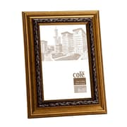 Philip Whitney Bevel Leaf Picture Frame; 8'' x 10''