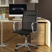 AdecoTrading Mid-Back Mesh Desk Chair