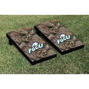 Victory Tailgate NCAA Mossy Oak Version Cornhole Game Set; Florida Gulf Coast University FGCU Eagles