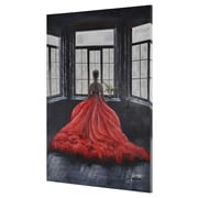 Ren-Wil 'The Dress' Painting Print on Canvas