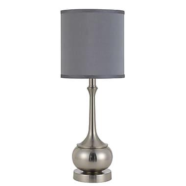 Cal Lighting Tapron 13.5'' H Table Lamp