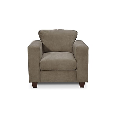 Gregson Classics Henry Armchair; Two Tone Charcoal