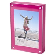 Malden Infinity Picture Frame; Pink