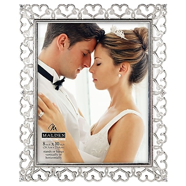 Malden Enchanted Hearts Picture Frame