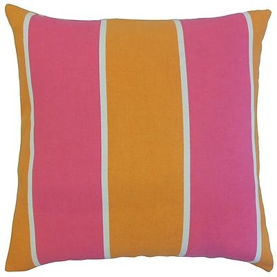 The Pillow Collection Taifa Outdoor Throw Pillow; 20'' x 20''