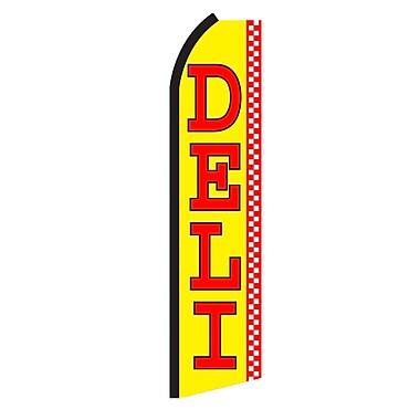 NeoPlex Deli w/ Checkered Swooper Flag