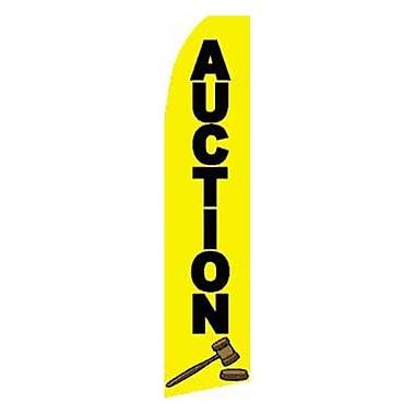 NeoPlex Auction Swooper Flag