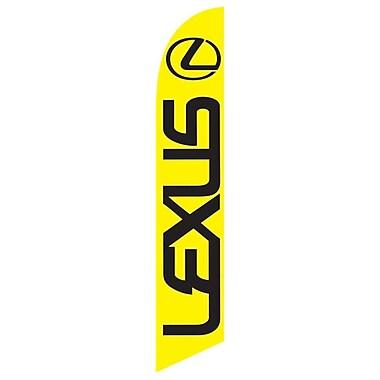 NeoPlex Lexus Deluxe Swooper Flag