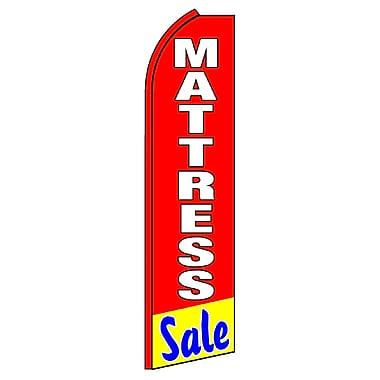 NeoPlex Mattress Sale Swooper Flag