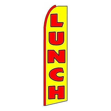NeoPlex Lunch Swooper Flag