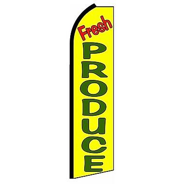 NeoPlex Fresh Produce Swooper Flag