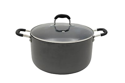 Concord Hard Anodized Round Dutch Oven; 6 QT WYF078278567330