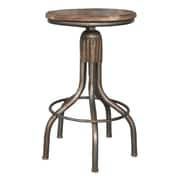 Cheungs Adjustable Height Swivel Bar Stool