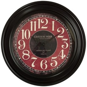 Cheungs 21'' Functioning Wall Clock