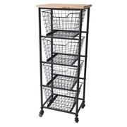 Cheungs 4-Drawer Storage Chest