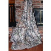 Carstens Inc. Realtree AP Camo Throw Blanket