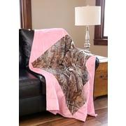 Carstens Inc. Realtree AP Throw Blanket