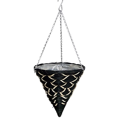 Grower Select Cone Steel Hanging Planter