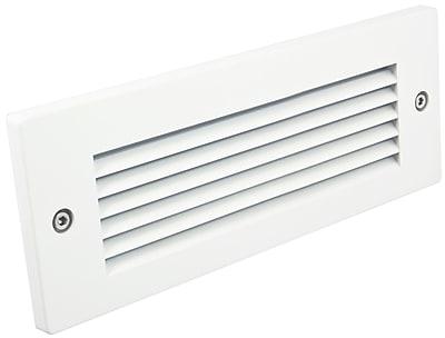 American Lighting LLC LED Step Light Cover; White