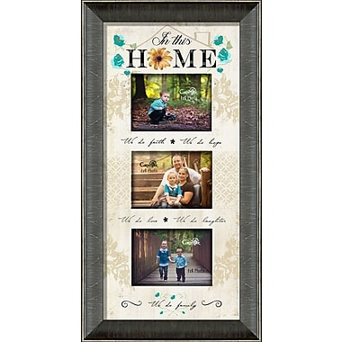Carpentree In This Home Photo Collage Picture Frame