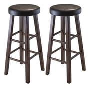 Luxury Home Marta 13'' Bar Stool (Set of 2)