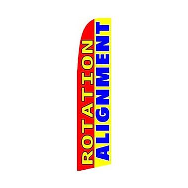 NeoPlex Rotation Alignment Swooper Flag