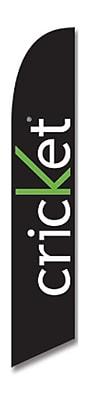 NeoPlex Cricket Deluxe Swooper Flag