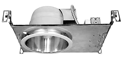 Royal Pacific Fluorescent Dimmable Ballast Recessed Housing; 26 W