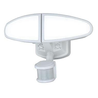 Vaxcel Kappa LED Flood Light; White