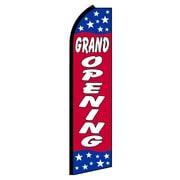 NeoPlex Grand Opening Stars Swooper Flag