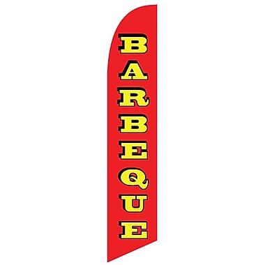 NeoPlex Barbeque Deluxe Swooper Flag