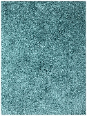 AMER Rugs Illustrations Calypso Blue Area Rug; Rectangle 3'6'' x 5'6''