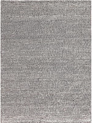 AMER Rugs Amber Hand-Tufted Brown Area Rug; Rectangle 4' x 6'