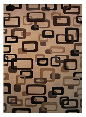 LA Rugs Princess Area Rug; Rectangle 3'3'' x 4'10''